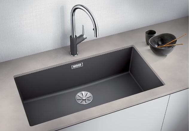 Кухонная мойка BLANCO SUBLINE 800-U