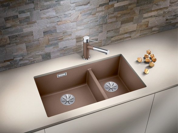 Кухонная мойка BLANCO SUBLINE 430/270-U